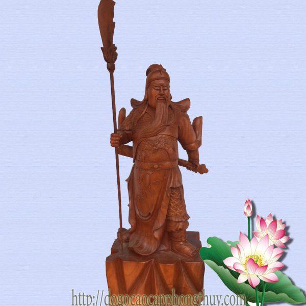 điêu khắc tượng gỗ