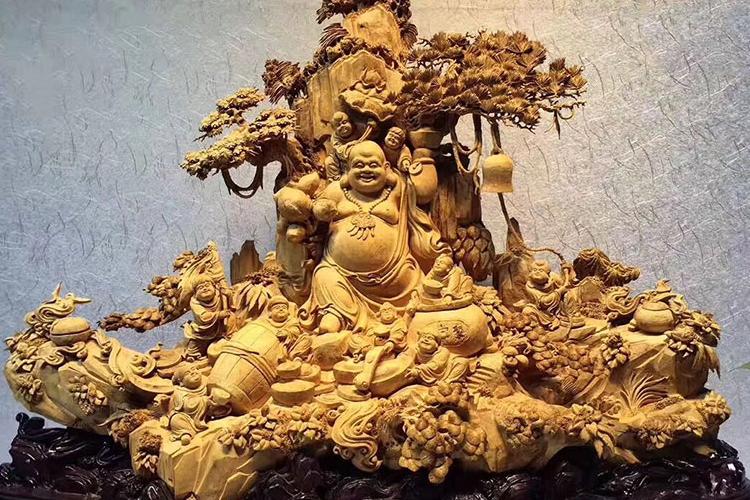 Mua tượng gỗ xuất khẩu