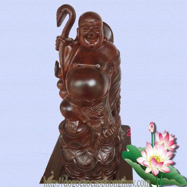 tượng gỗ hương